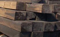 Стандартные размеры деревянной жд шпалы