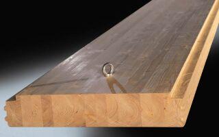 Характеристики клееной доски и технология ее изготовления