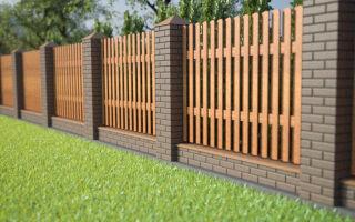 Правильная обработка деревянного забора