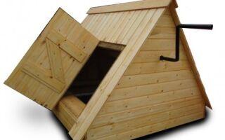 Как изготовить крышку для деревянного колодца