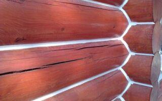 Как использовать шовный герметик для деревянных конструкций