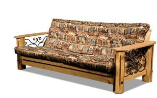 Виды диван-кроватей из дерева