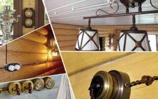 Как сделать электропроводку в доме привлекательней