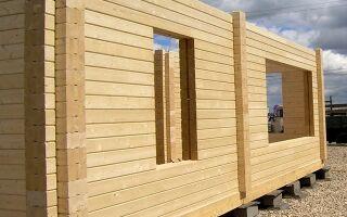 Проекты домов из деревянного бруса