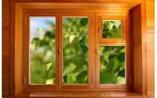 Как правильно осуществить монтаж деревянной оконной конструкции своими руками