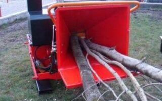 Что нужно знать о шредере по дереву?