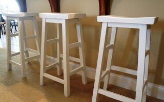 Как выбирать деревянные барные сиденья?