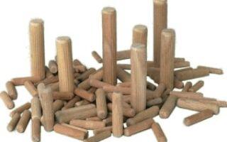Нагели, или для чего нужны деревянные гвозди