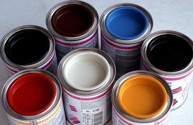 Алкидные краски для дерева