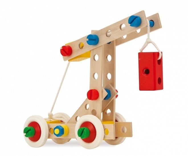 Мир деревянных игрушек