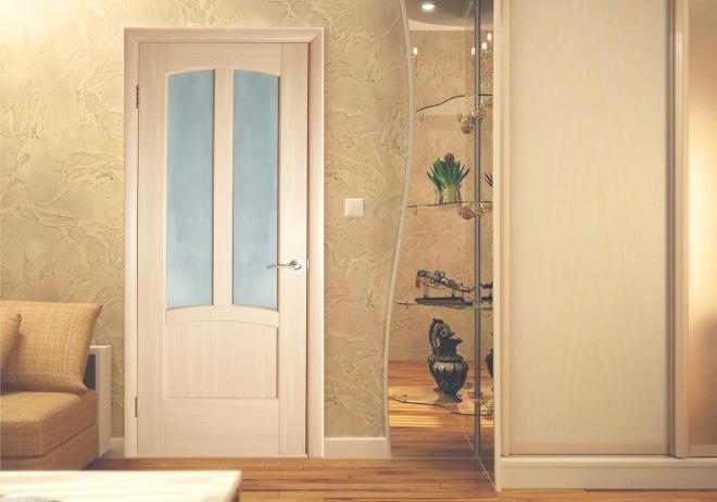 Двери филенчатой конструкции