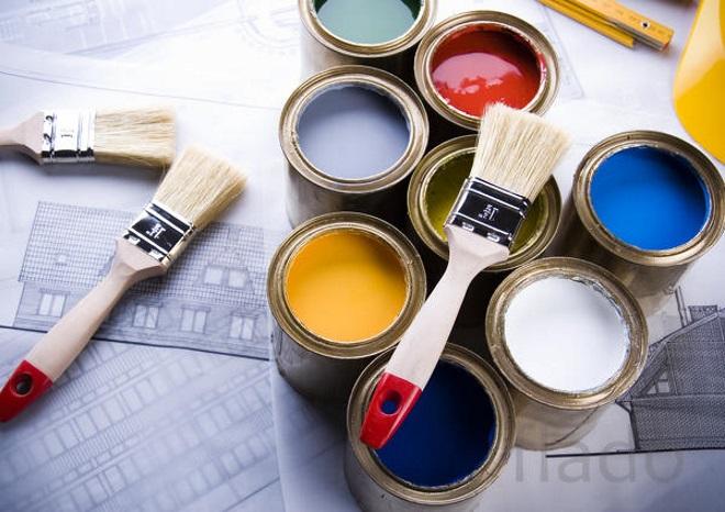 Масляные краски для дерева