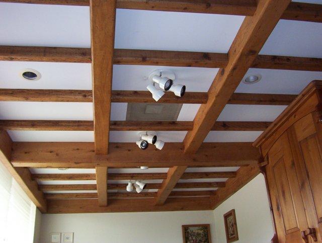 деревянные балки