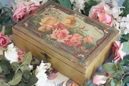 dekupazh-na-dereve Учимся делать декупаж на деревянных предметах быта