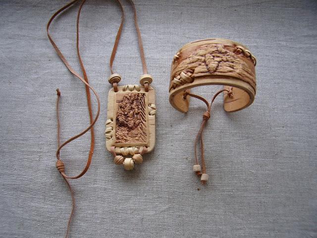 деревянный браслет своими руками