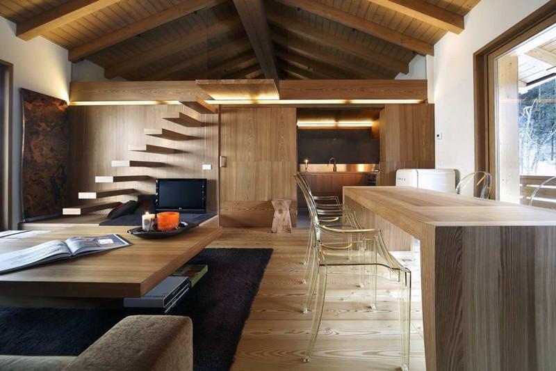 мебель из клееного бруса