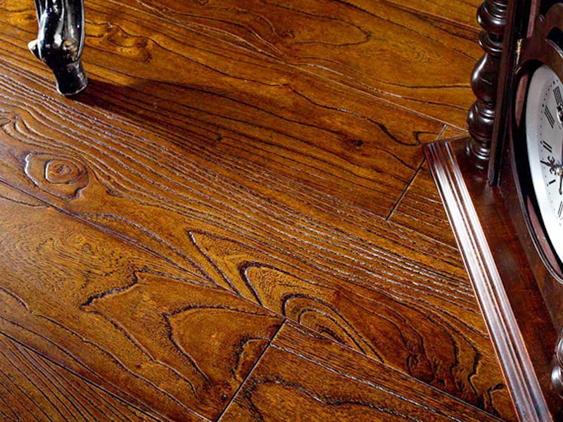 технология состаривания древесины