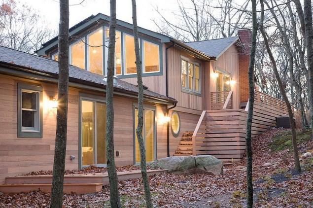 покупка деревянного дома