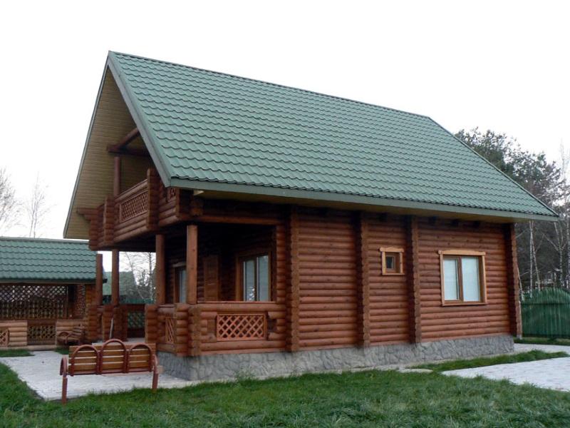 как купить деревянный дом