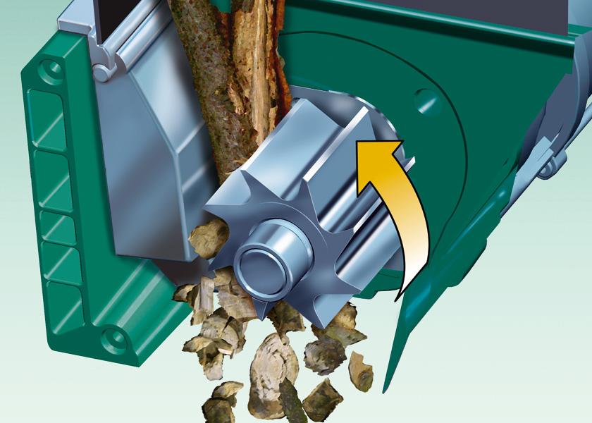 шредер для дерева