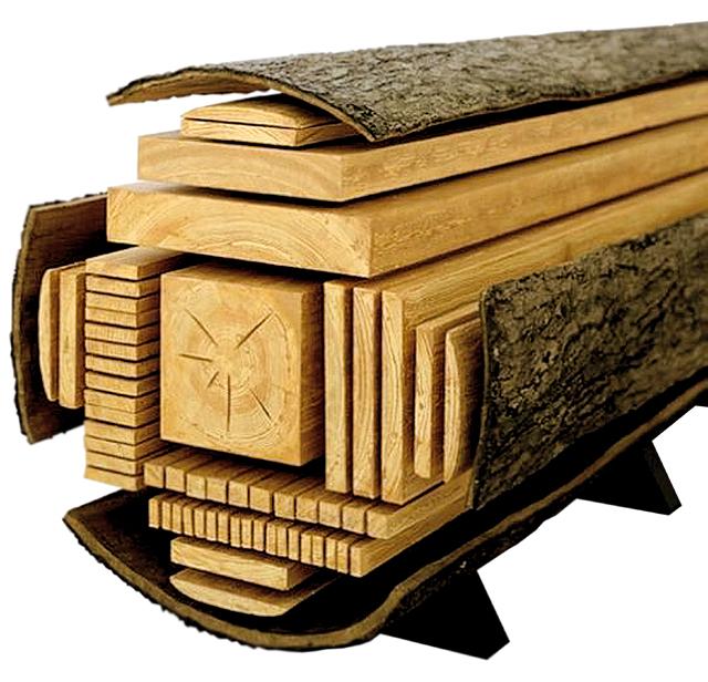 удельный вес древесины