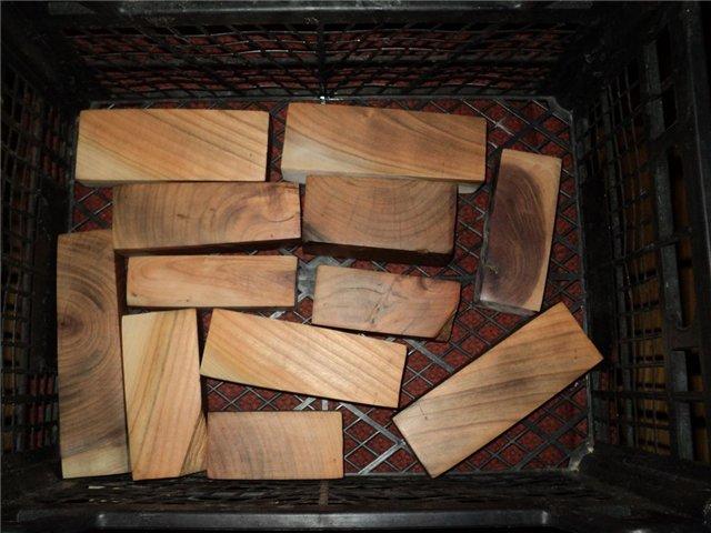 деревянная заготовка для рукояти