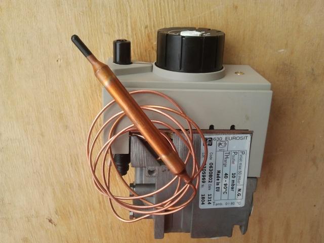 газовый конвектор монтаж