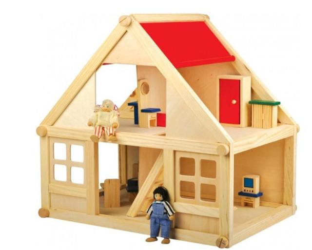 кукольные домики своими руками