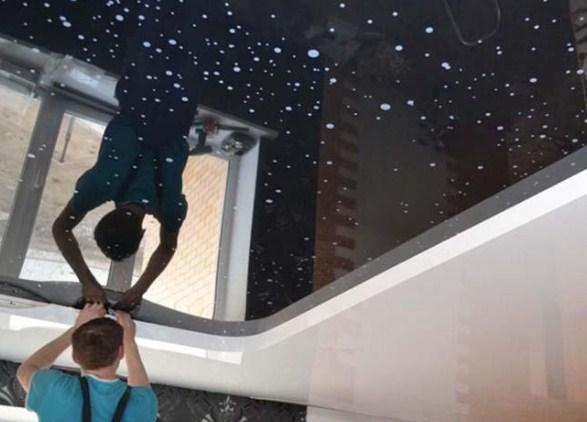 натяжной потолок как выбрать