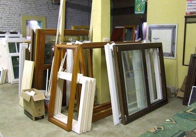 сборка деревянных окон